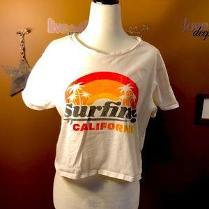 👀3 for 30👀 Ardene surfing crop top